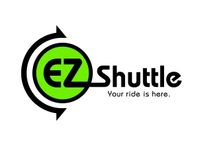 EZ Shuttle Logo (Your ride is here)