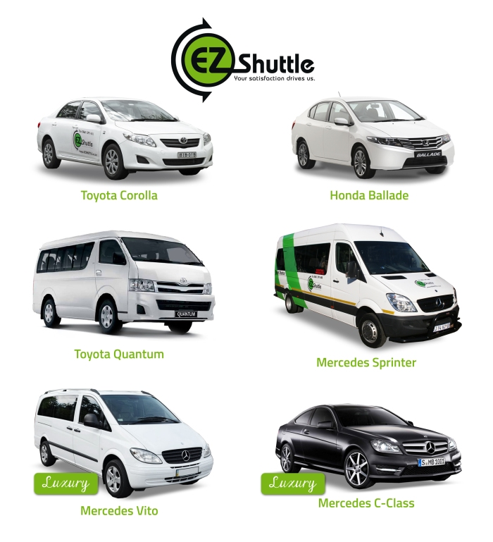 EZShuttle Fleet 2013 - A4